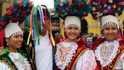 Un voyage sportif au Pérou pour tracer le passé d'un puissant empire