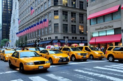 Le métier d'un taxi et ses règlementations